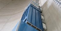 Rack and Pinion GEDA industrial elevators