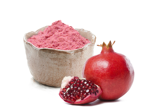 Spray Dried Pomegranate Fruit Powder