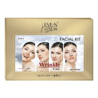 EVE-N LUXURY FACIAL KIT 6 IN 1  WRINKLE  WT. 320 G + 15 ML