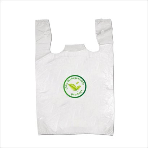 Biodegradable Carry Bag