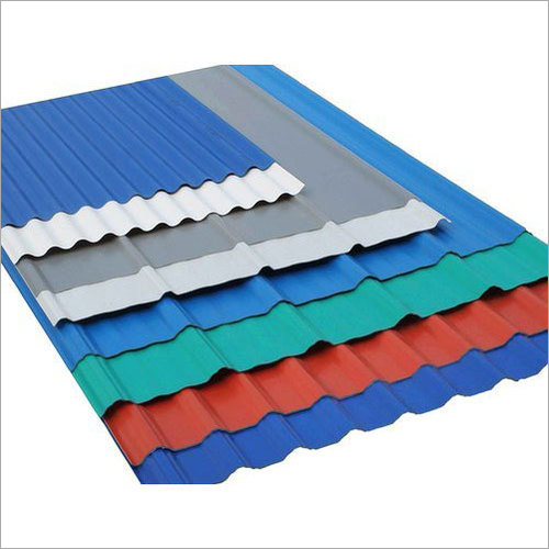 Mild Steel Color Coated Sheet