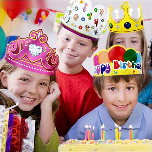 Birthday Paper Crown