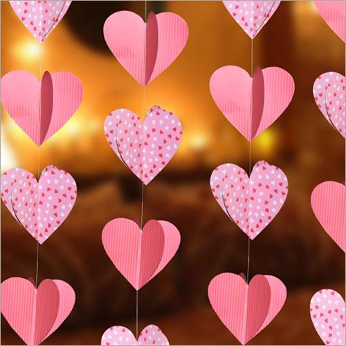 Paper Frill Mega Heart