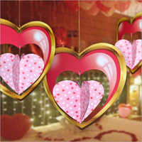 Paper Decoration Heart