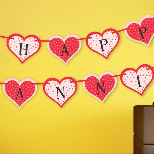 Birthday Banner Heart