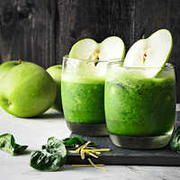Apple Green Soft Drink Concentrate