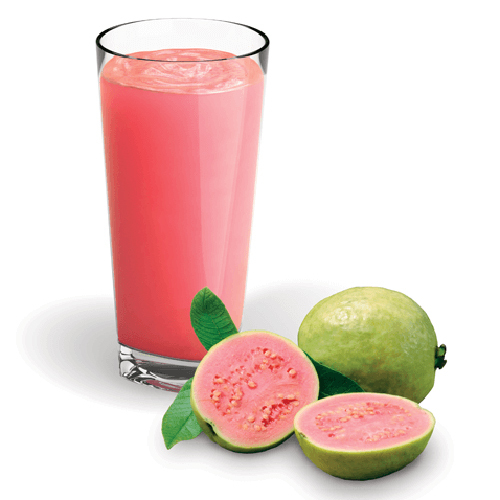 Red Guava Soft Drink Concentrate