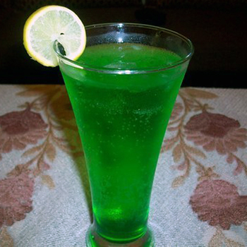 Mango Green Soft Drink Concentrate