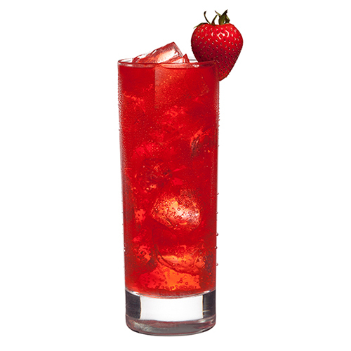 Strawberry Soft Drink Concentrate