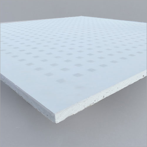 ECHONA T Tissue Faced Perforated Gypsum Plaster Boards