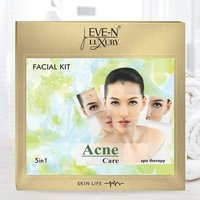 EVE-N LUXURY FACIAL KIT 5 IN 1   ACNE CARE WT. 108 G