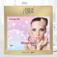 EVE-N LUXURY FACIAL KIT 5 IN 1   BLEMISHING CARE WT. 108 G