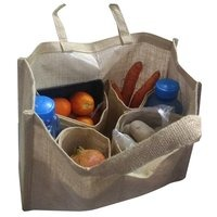 Jute Grocery Bag / Vegetable Bag