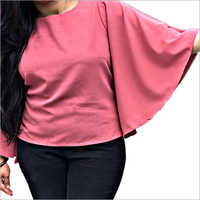 Ladies Pink Top