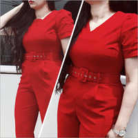 Fancy Ladies Jumpsuit