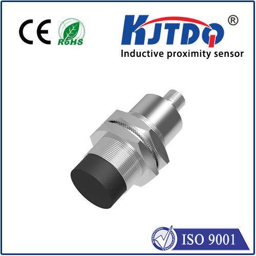 M30 inductive proximity sensor unshielded DC NO NC connector