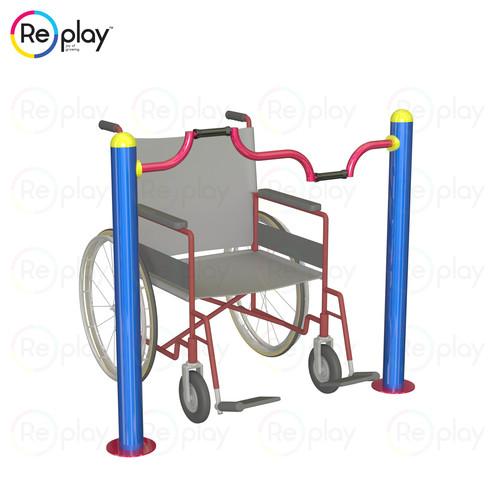 Handicapped Children Gym