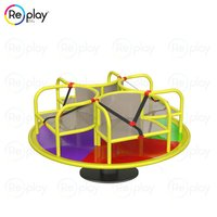 Handicapped Children Merry Go Round