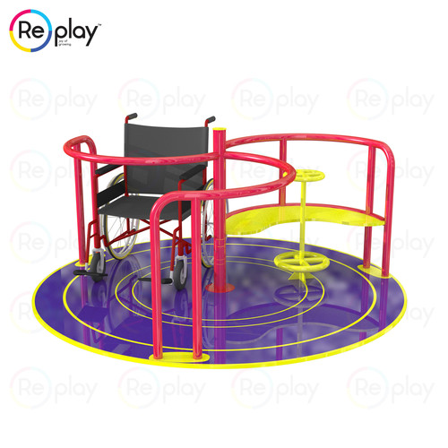 Specially Able Merry Go Round
