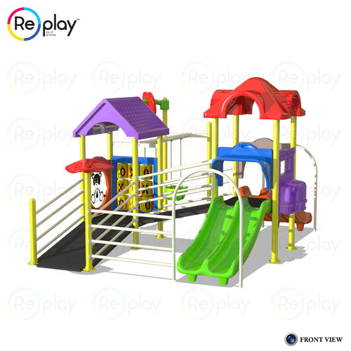 Specially Able Children Play Equipment