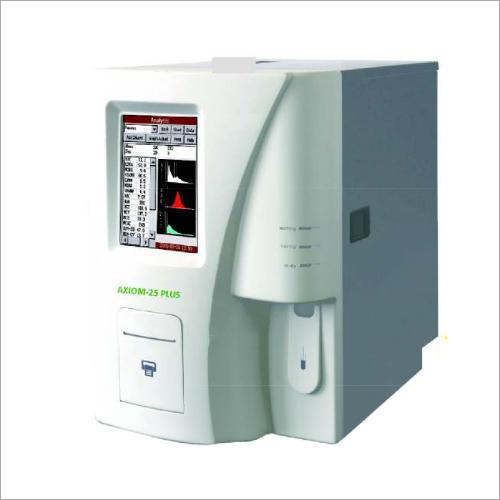 Axiom 25 Plus Hematology Analyzer