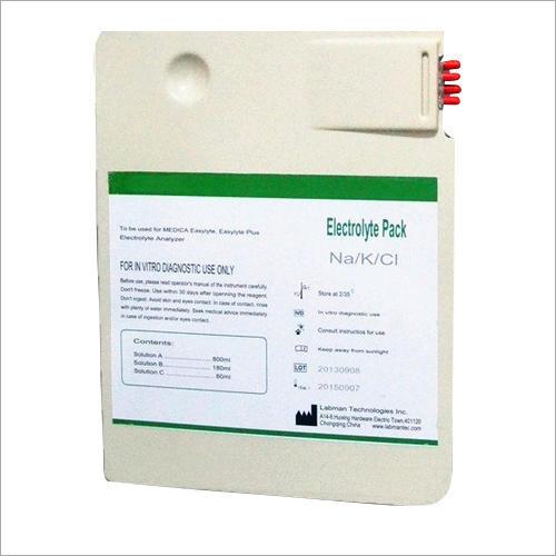 Electrolyte Reagent Analyzer