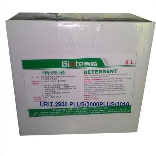 Detergent for URIT
