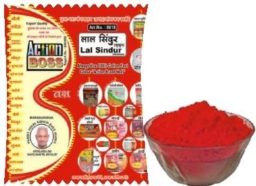 Red Sindur Pouch