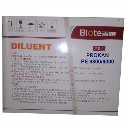 Diluent 20 L  For Prokan