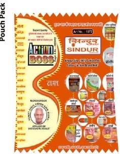 Balaji Sindur Pouch