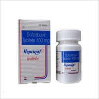 400 mg Sofosbuvir Tablet
