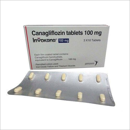 100mg  Canagliflozin Tablet