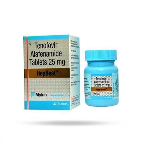 25 mg Tenofovir Alafenamide Tablet