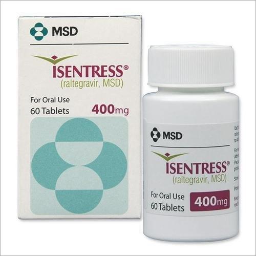 400mg Raltegravir Tablets