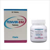 200mg Emtricitabine And 300mg Tenofovir Tablet