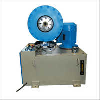 Horizontal Crimping Machine