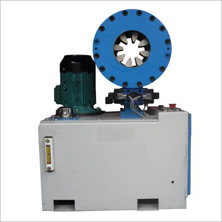 Hydraulic Crimping Machine