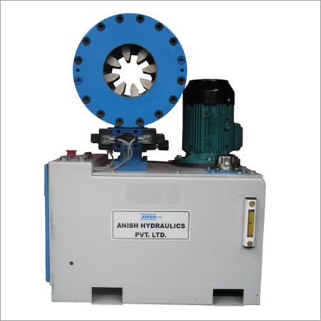 Hydraulic Type Hose Crimping Machine