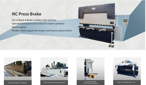 NC Press Brake : NC Press Brake For Sale