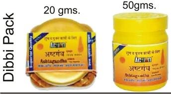 Asthgandha Tilak Danedar