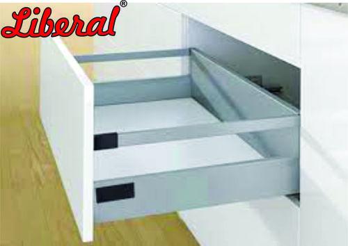 White Tandem Slim Box