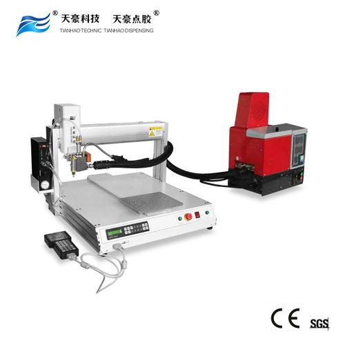 Hot melt adhesive glue dispensing robot automatic glue dispenser
