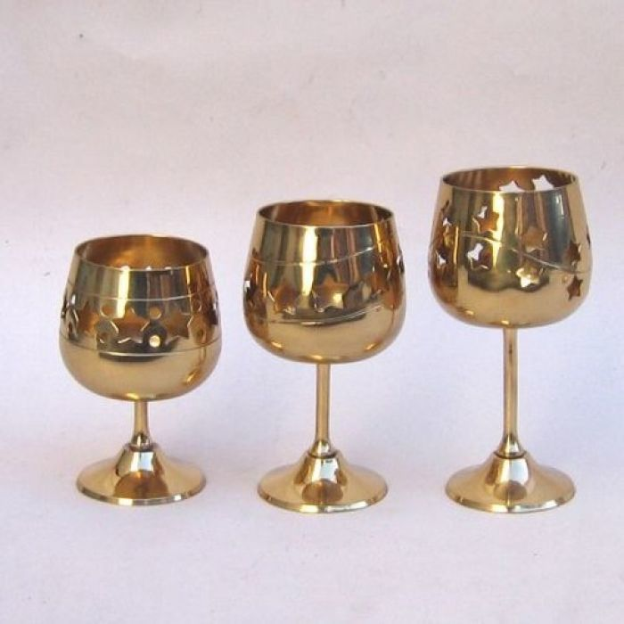 Star Votive Candle Set