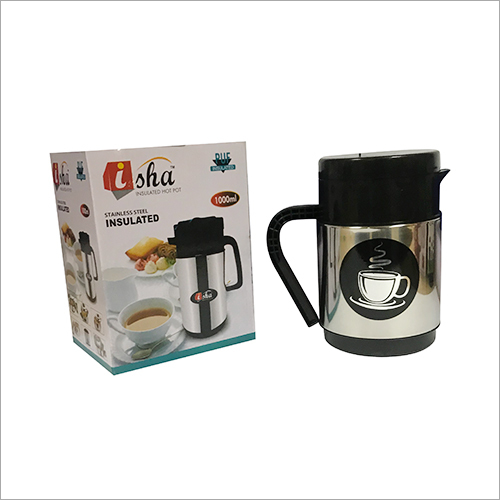 SS Insulated Tea Hot Pot