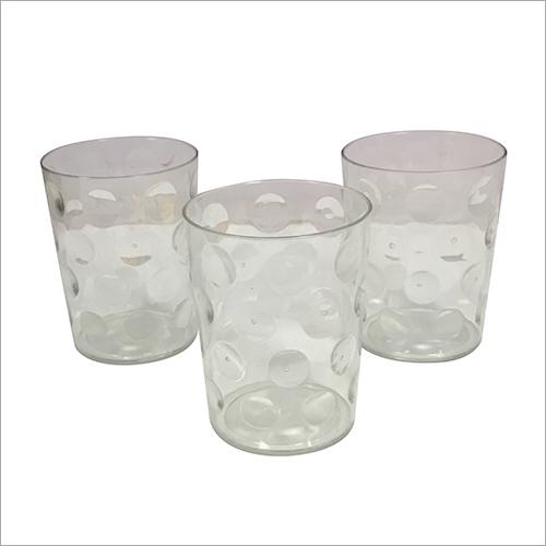 Round Water Glass