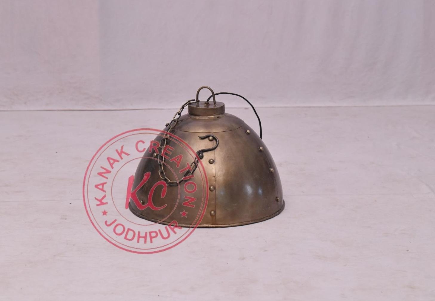Industrial Curved Lamp Pendant Lamp