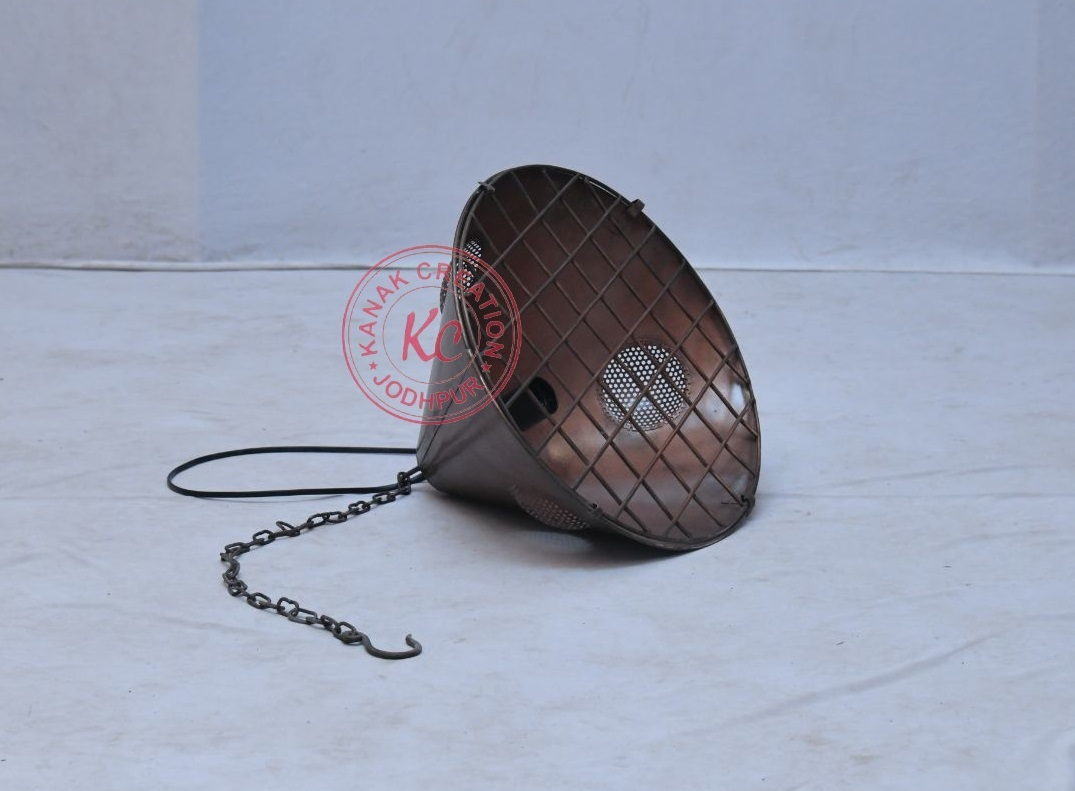 Industrial Hanging Lamp Shades