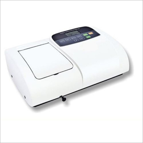 Qtech Q730 Visible Single Beam Spectrophotometer