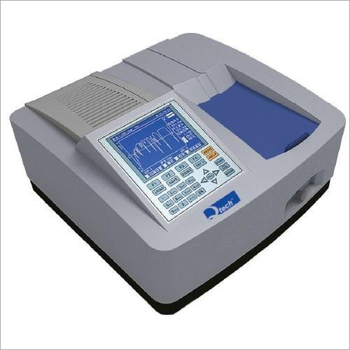 Qtech UV VIS Spectrophotometer Variable Double Beam