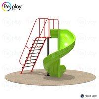 Roto Spiral Slide